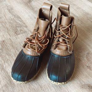 The Original L.L.Bean Boot, made in Maine